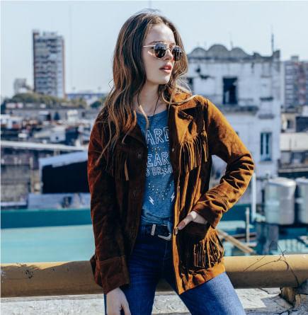 Modelos de vestidos en jean para dama